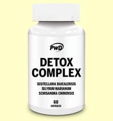 Detox Complex - PWD - 60 cápsulas