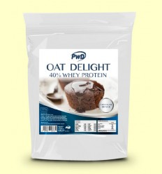 Oat Delight 40% Whey Protein Chocolate Brownie - PWD - 400 gramos