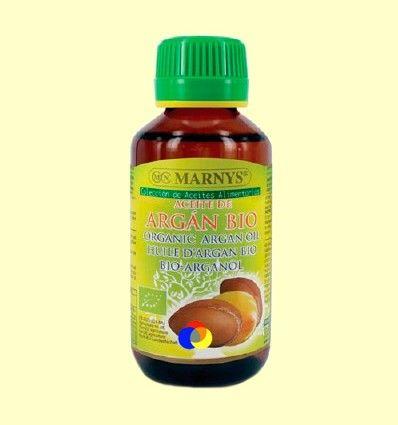 Aceite Puro de ArgánBio - Marnys - 125 gramos