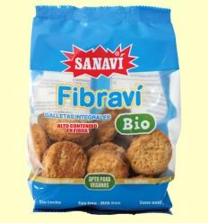 Galletas Fibravi Bio - Sanavi - 300 gramos