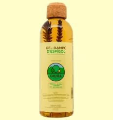 Gel Champú de Baño Lavanda Bio - Giura - 750 ml