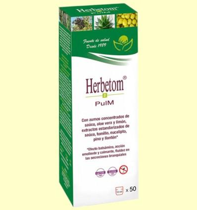 Herbetom 2 PM Pulmonar - Bioserum - 500 ml