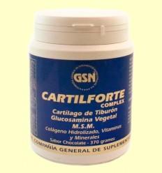 Cartilforce Complex Chocolate - GSN Laboratorios - 370 gramos