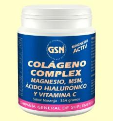 Colágeno Complex - GSN Laboratorios - 364 gramos