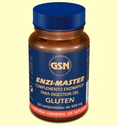 Enzi Master - Intolerancia Gluten - GSN Laboratorios - 60 comprimidos