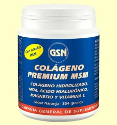 Colágeno Premium - GSN Laboratorios - 354 gramos