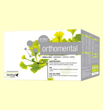Orthomental - DietMed - 30 dosis