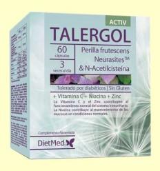 Talergol Activ - DietMed - 60 cápsulas
