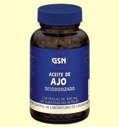 Aceite de Ajo - GSN Laboratorios - 150 perlas