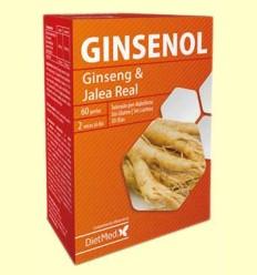 Ginsenol - DietMed - 60 perlas