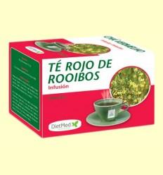 Té Rojo de Rooibos - DietMed - 20 bolsitas