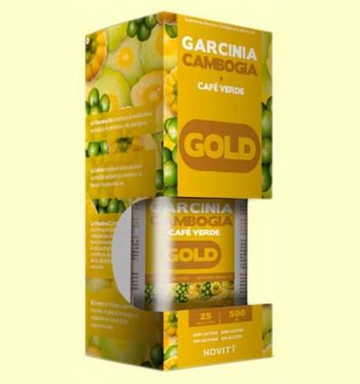 Garcinia Cambogia Gold - Novity - 500 ml *