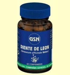 Diente de León - GSN Laboratorios - 60 comprimidos