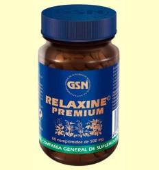 Relaxine Premium - GSN Laboratorios - 60 comprimidos