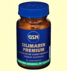 Silimarin Premium - GSN Laboratorios - 90 comprimidos