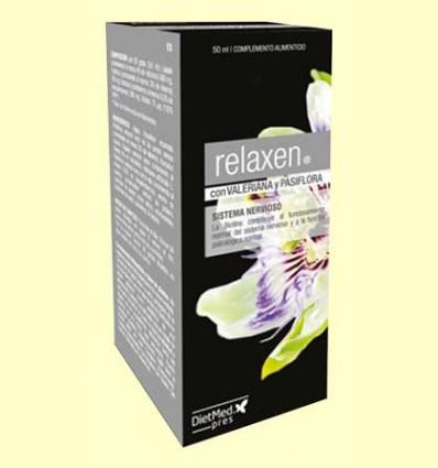 Relaxen Gotas con Pasiflora y Valeriana - Dietmed - 50 ml *