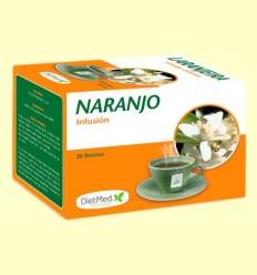 Naranjo Infusión - DietMed - 20 bolsitas