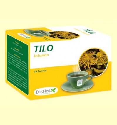 Tilo Infusión - DietMed - 20 bolsitas