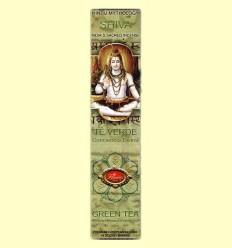 Incienso Shiva Té Verde - Flaires - 16 barritas