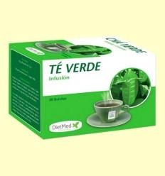 Té Verde - DietMed - 20 bolsitas