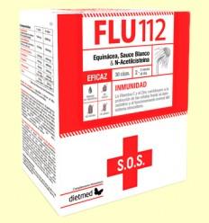 Flu112 - Sistema Inmunitario - Dietmed - 30 cápsulas