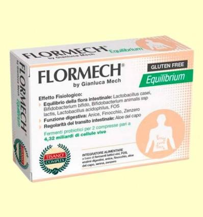 Flormech Equilibrium - Gianluca Mech - 20 comprimidos *