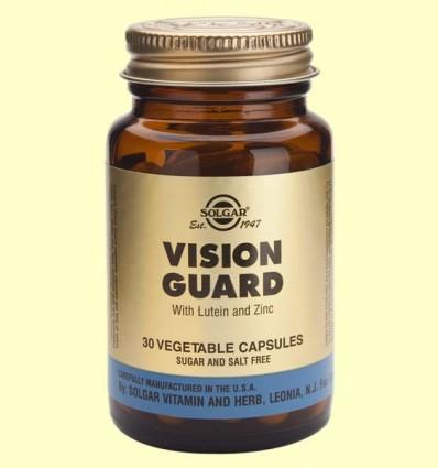 Vision Guard - Solgar - 30 cápsulas vegetales