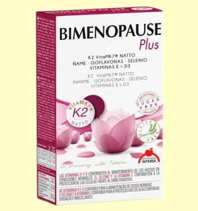 Bimenopause Plus - Menopausia - Intersa - 30 cápsulas