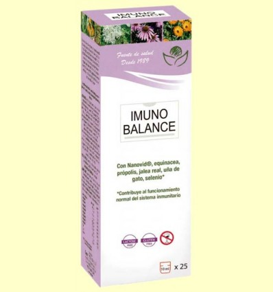 Imunobalance - Sistema Inmunitario - Bioserum - 250 ml