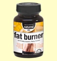 Fat Burner Slim - Quemagrasa - Naturmil - 90 cápsulas