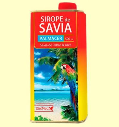 Sirope de Savia - Palmácer - Dietmed - 500 ml