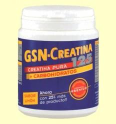 GSN Creatina 125 - GSN Laboratorios - 500 gramos