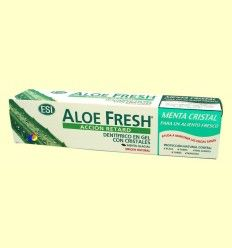 Dentífrico Gel Aloe Fresh Menta Cristal - Laboratorios ESI - 100 ml