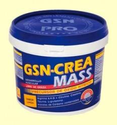 GSN Crea Mass Limón - GSN Laboratorios - 2 kg