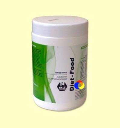 Diet-Food - Batido sustituto de las comidas - Fresa - Laboratorios Nale - 500 gramos