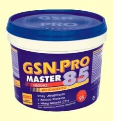 GSN Pro Master 85 Vainilla - GSN Laboratorios - 1 kg