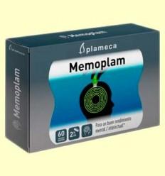Memoplam - Reforzar la memoria - Plameca - 60 cápsulas
