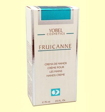 Crema de Manos Fruicanne - Yobel Cosmetics - 75 ml