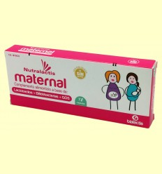 Nutralactis Maternal - Bialactis - 7 cápsulas
