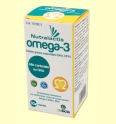 Nutralactis Omega-3 - Bialactis - 60 cápsulas