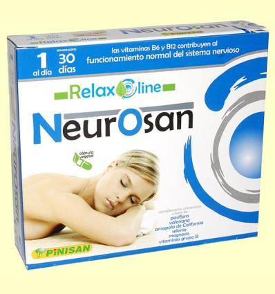 Neurosan Plus - Pinisan - 30 cápsulas
