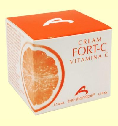 Crema Fort C - Vitamina C - bel-shanabel - 50 ml
