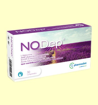 Nodep - Pharmadiet - 30 comprimidos