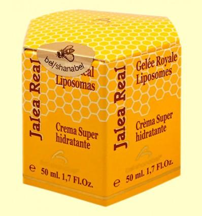 Crema Super Hidratante Jalea Real - bel-shanabel - 50 ml
