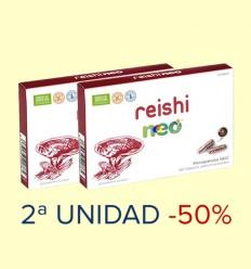 Reishi Neo - Neo - 2ª unidad 50% dto - 60 cápsulas