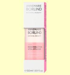 Fluido Revitalizante Facial Pétalos de Rosa - Anne Marie Börlind - 50 ml