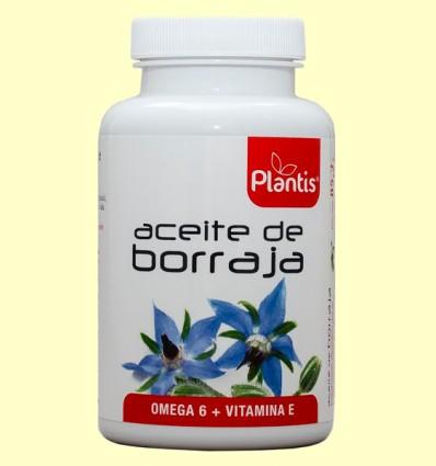 Aceite de Borraja - Plantis - 120 cápsulas