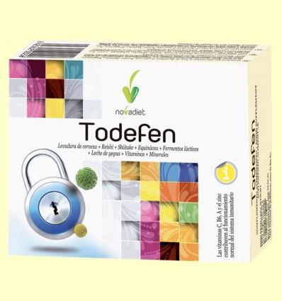 Todefen - Sistema Inmunitario - Novadiet - 60 comprimidos