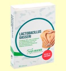 Lactobacillus Gasseri - Naturlider - 30 cápsulas