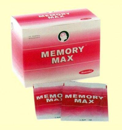 Memory Max - Memoria - Masterdiet - 20 sobres *